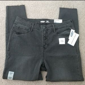 high waisted Old Navy jeans